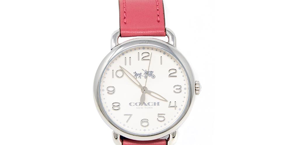 Reloj Coach rosa