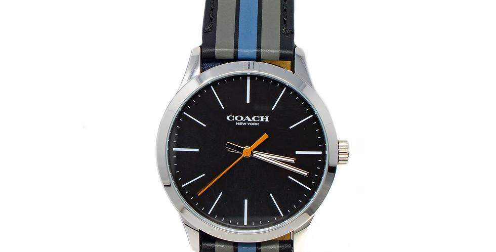 Reloj Coach de piel