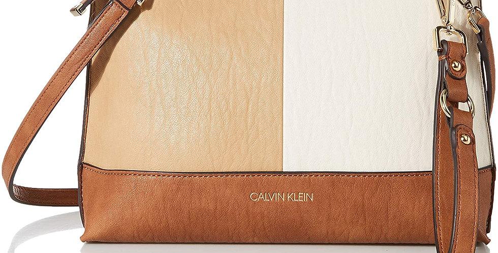 Crossbody Calvin Klein de piel