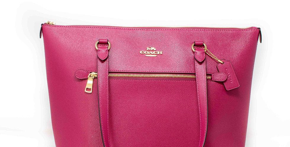 Bolsa Tote Coach rosa