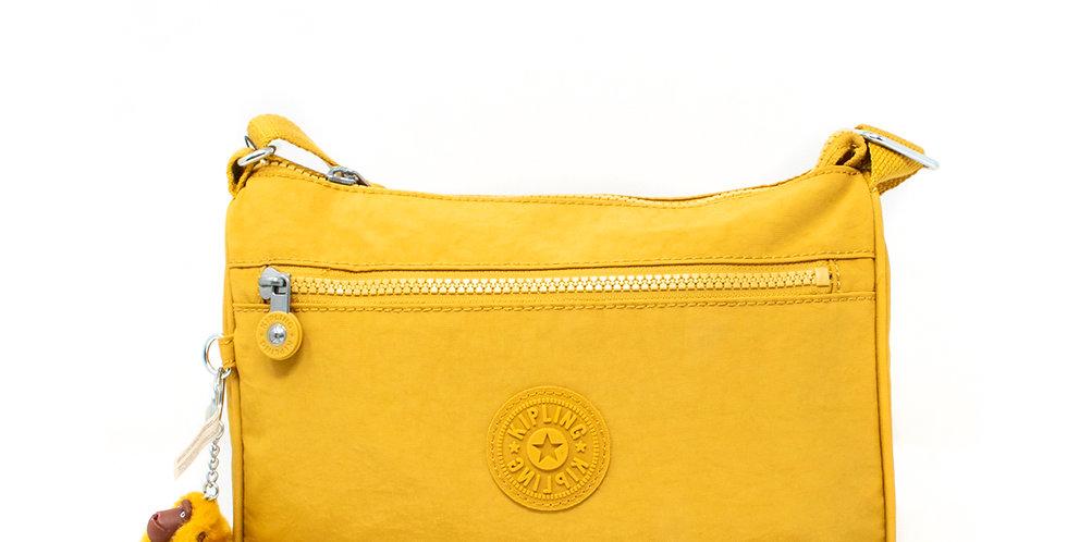 Bolsa Tote XS Kipling amarilla