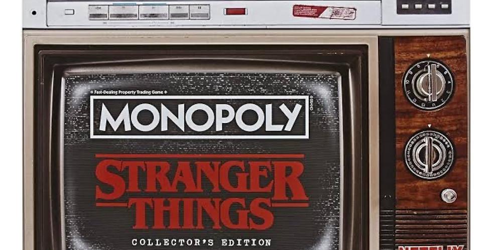 Monopoly Stranger Things edicion de coleccion