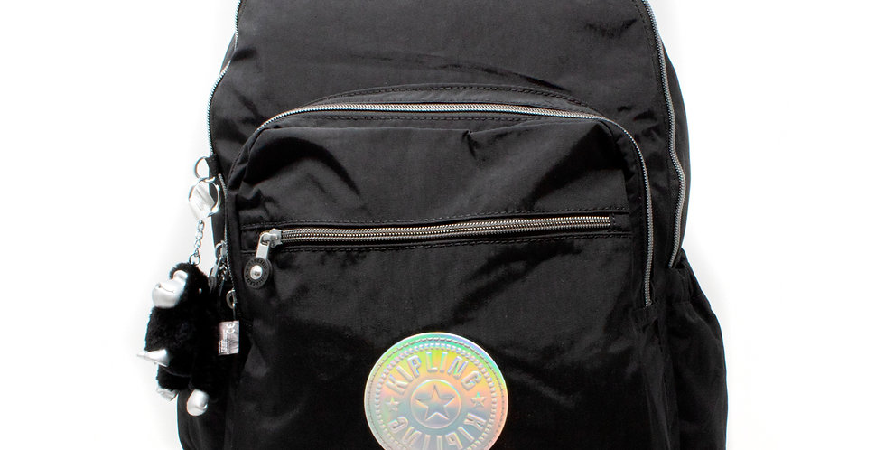 Backpack Kipling negro