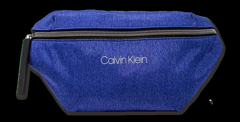 Cangurera Calvin Klein azul
