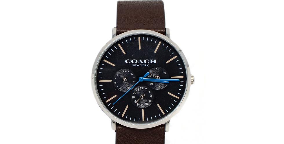Reloj Coach cafe con cronografos