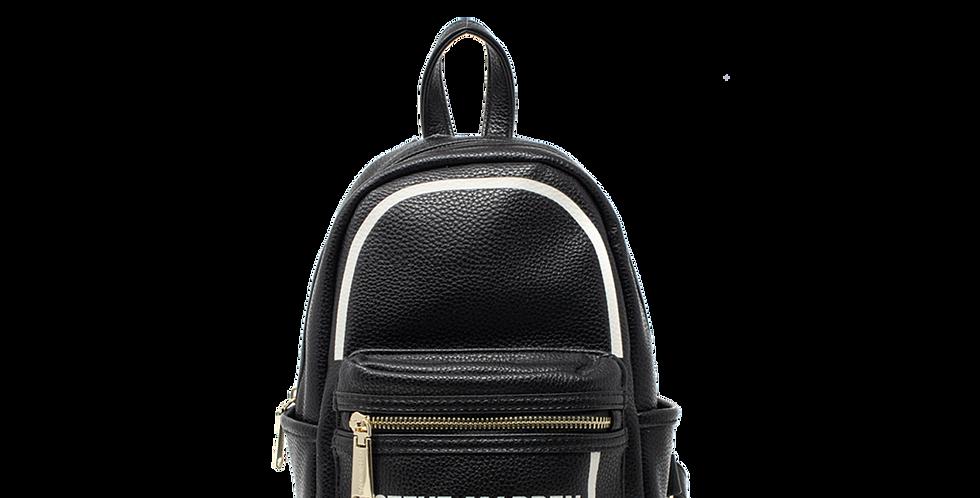 Backpack mini Steve Madden negra