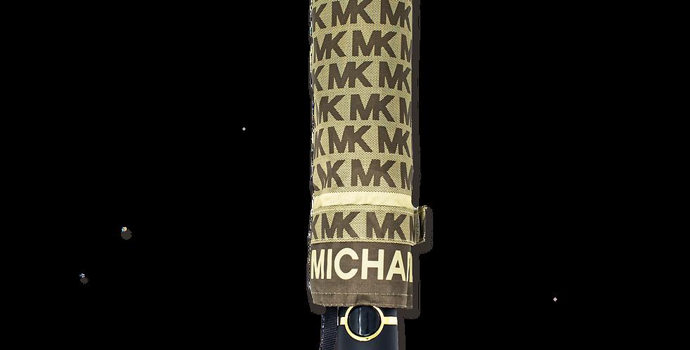 Paraguas Michael Kors cafe