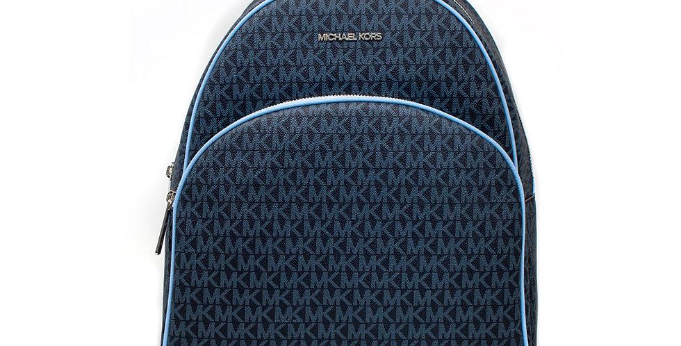 Backpack Michael Kors monogramado azul