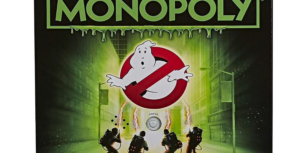 Monopoly Ghostbusters edicion de coleccion