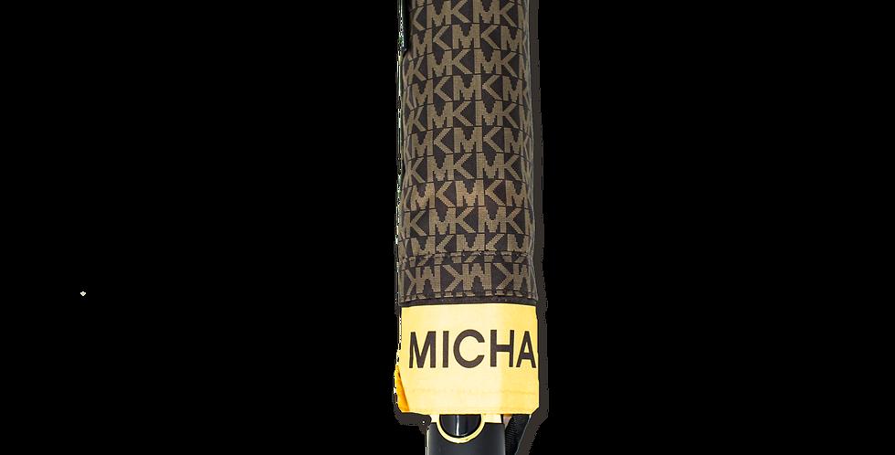 Paraguas Michael Kors ebony