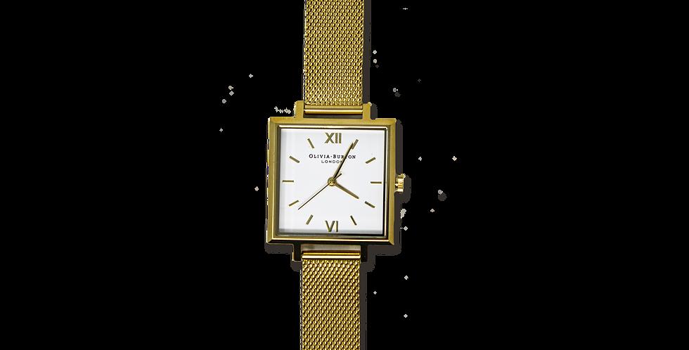 Reloj Olivia Burton dorado