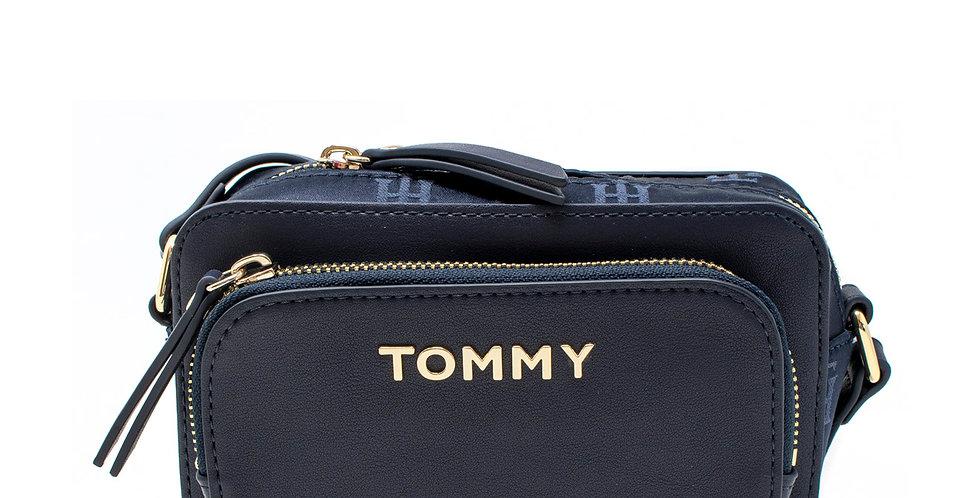Crossbody Tommy Hilfiger azul