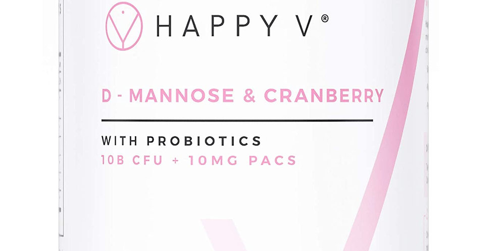 Happy V 3-in-1 Urinary Tract Infection Treatment