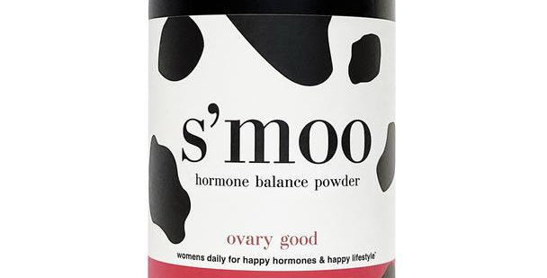 S'moo Ovary Good Hormone Balance Powder - Unflavored