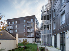 39 logements, La Teste de Buch