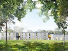 Centre d'hébergement pour mineurs non accompagnés, Mérignac