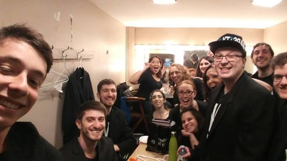 kvetch 22 backstage