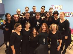 Varsity Jews Chanukah Concert at Beth Radom