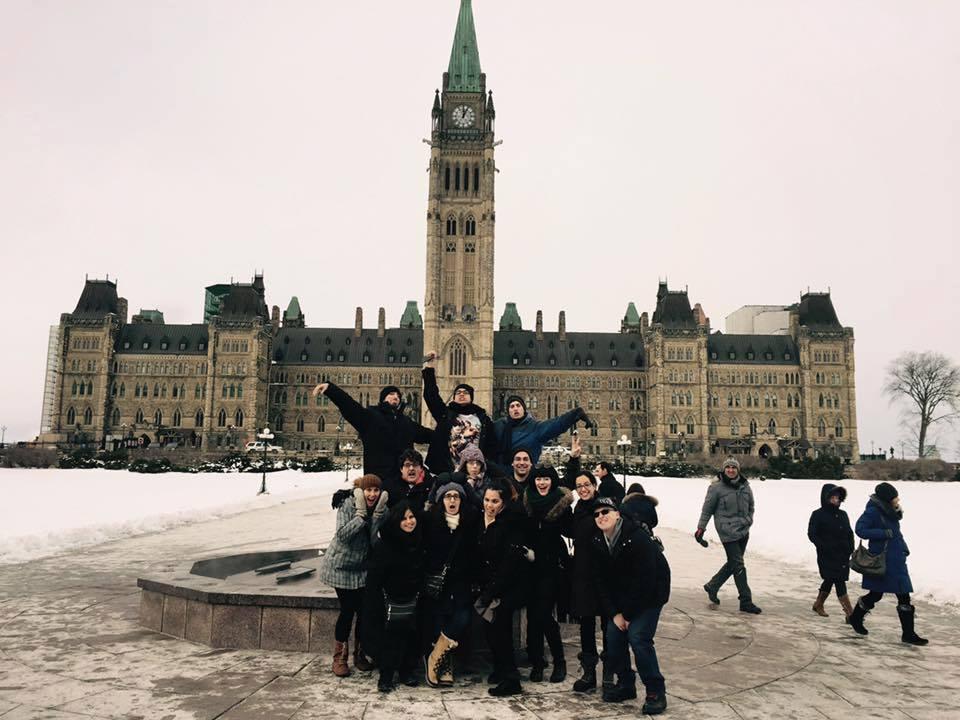 Varsity Jews Ottawa Retreat 2016