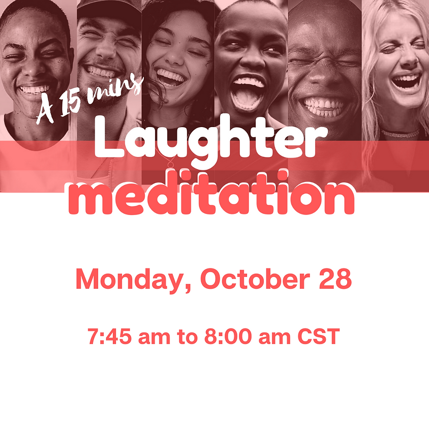 Phone-In Laughter Meditation