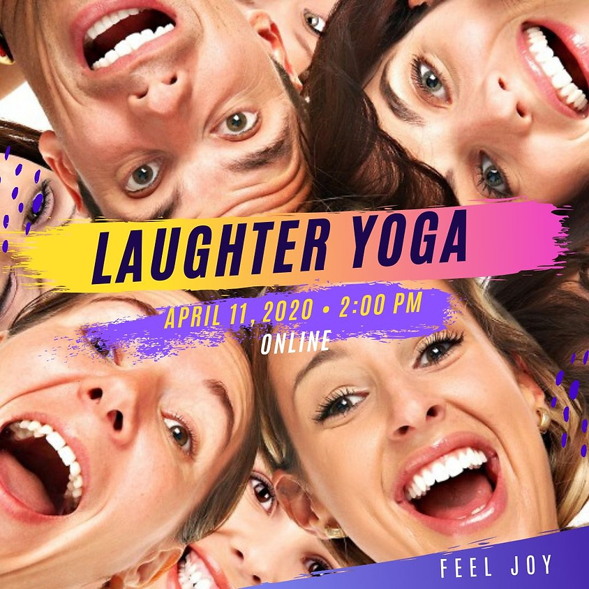Laughter Yoga Party