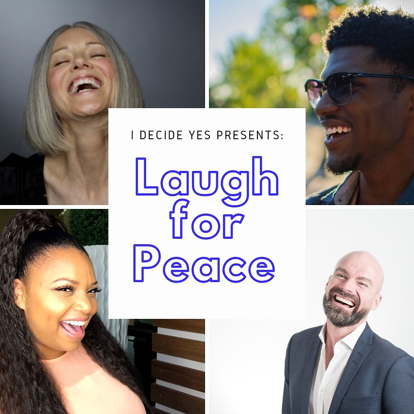 Laugh for Peace