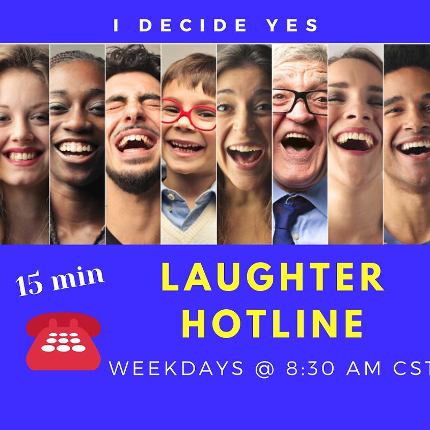 Laughter Meditation Call