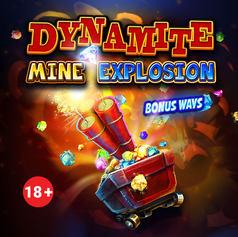 Dynamite Mine Explosion