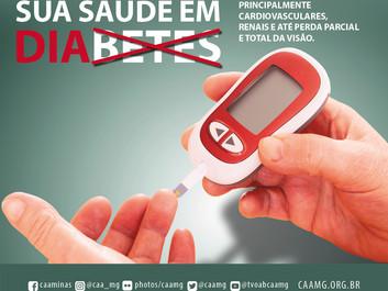 OAB de Raul Soares em parceria com a CAA/MG lança a campanha de cuidados e prevenção ao Diabetes