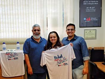 OAB de Raul Soares e CAA/MG lançam o projeto Pedal Legal