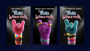 Movie Review-TROLLS WORLD TOUR