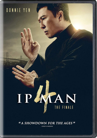 Movie Review-IP MAN 4 THE FINALE