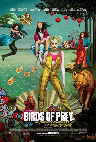Movie Review-BIRDS OF PREY