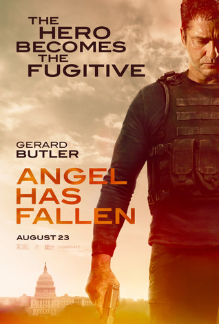 Movie Review-Angel Has Fallen