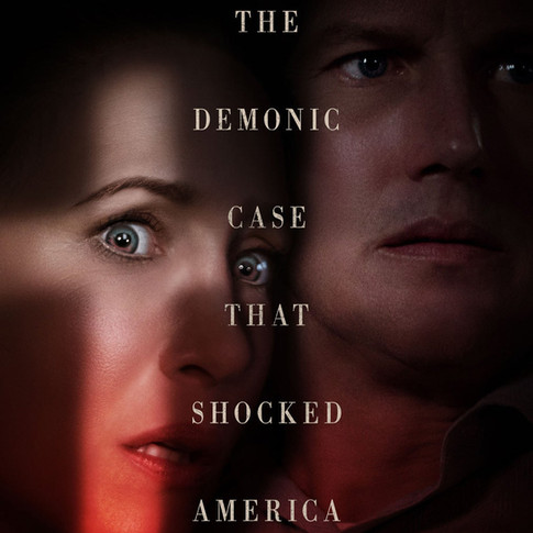 Movie Review-THE CONJURING: THE DEVIL MADE ME DO IT