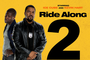 Ride Along 2 is #1