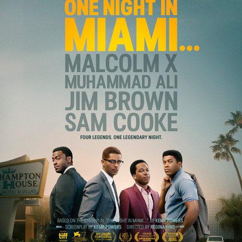 Movie Review-ONE NIGHT IN MIAMI