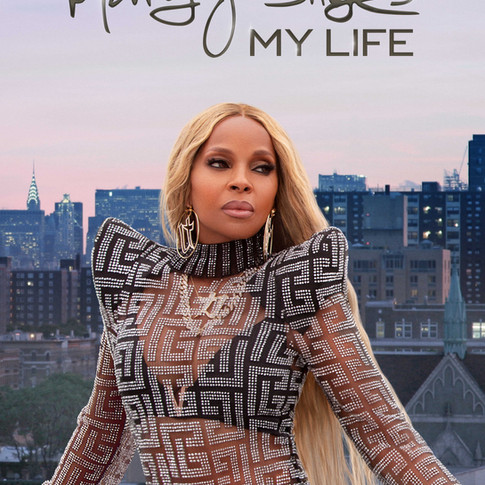 Movie Reviews-MARY J. BLIGE'S MY LIFE