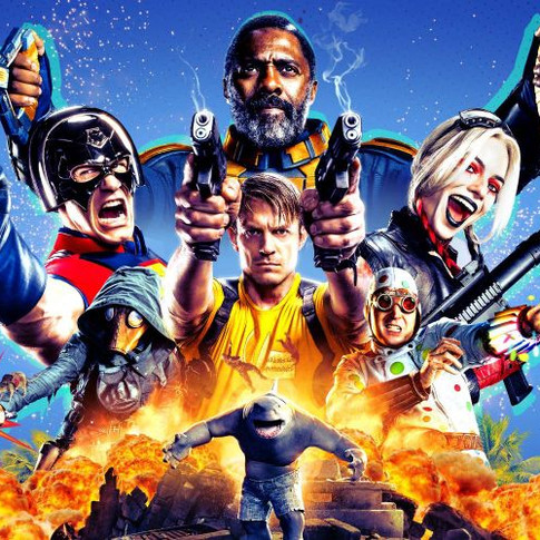 Movie Review-THE SUICIDE SQUAD