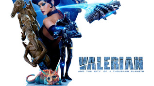 Movie Review-Valerian and the City of a Thousand Planets