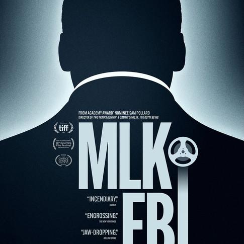 Movie Review-MLK/FBI