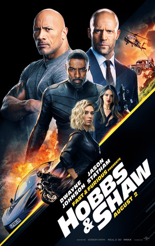 Movie Review-Fast and Furious presents Hobbs and Shaw