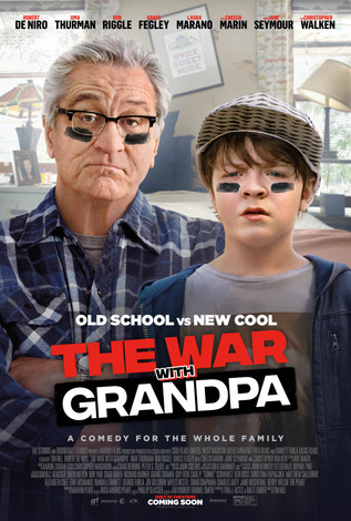 Movie Review-THE WAR WITH GRANDPA