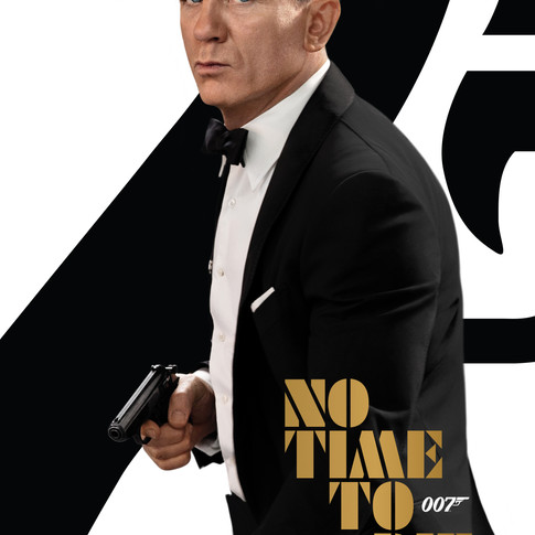 Movie Review-NO TIME TO DIE