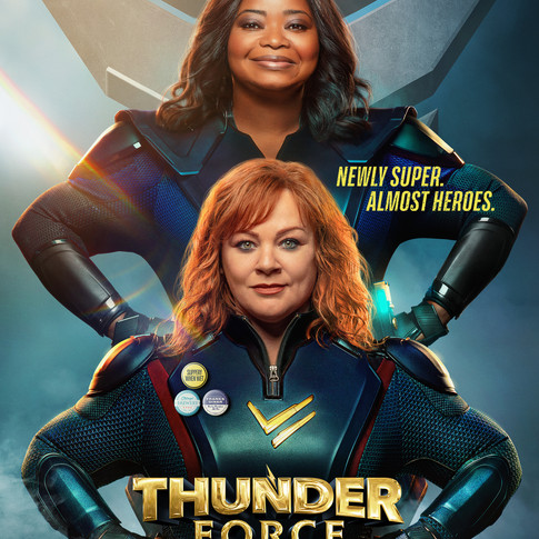Movie Review-THUNDER FORCE