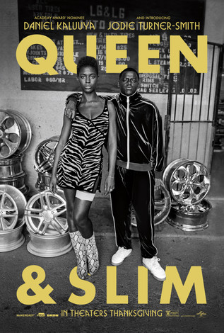 Movie Review-QUEEN AND SLIM