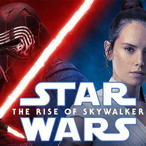 Movie Review-STAR WARS:THE RISE OF SKYWALKER