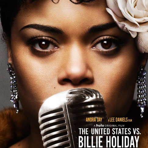 Movie Review-THE UNITED STATES VS BILLIE HOLIDAY