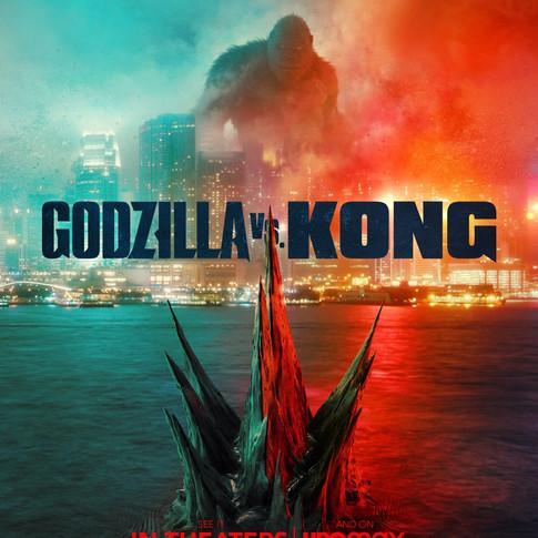 Movie Review-GODZILLA VS KONG