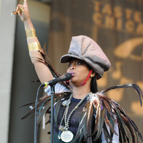 Happy Birthday Erykah Badu!